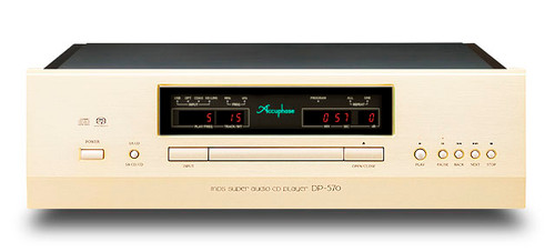 Accuphase DP-570 MDS SA-CD Player