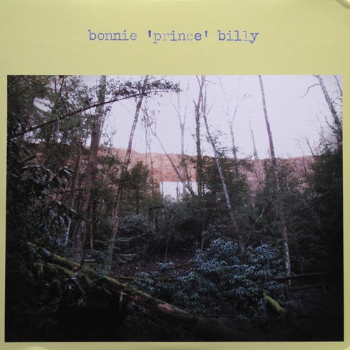 Bonnie 'Prince' Billy ( 2013 first press with insert NM)