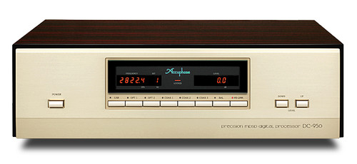 Accuphase DC-950 Precision MDSD Digital Processor
