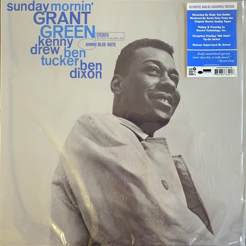Grant Green - Sunday Mornin' (180g  Slow Down Sounds)