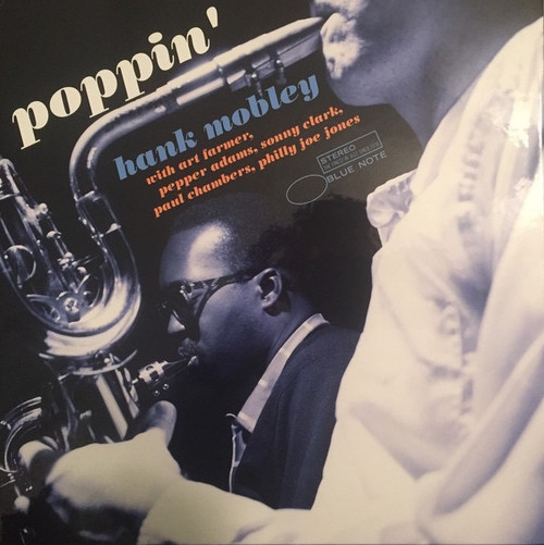 Hank Mobley - Poppin' (Tone Poet)