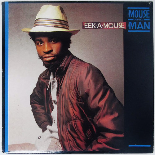 Eek A Mouse - The Mouse & The Man