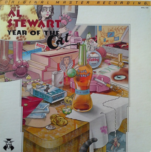 Al Stewart - Year Of The Cat ( Sealed Original)
