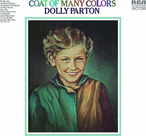 Dolly Parton - Coat of Many Colors (Music on Vinyl)