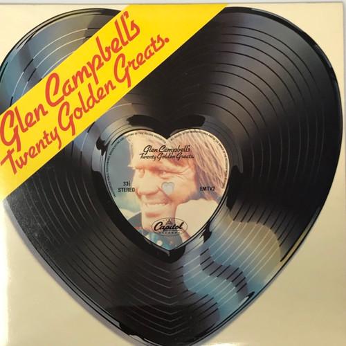 Glen Campbell - Twenty Golden Greats (UK Pressing)