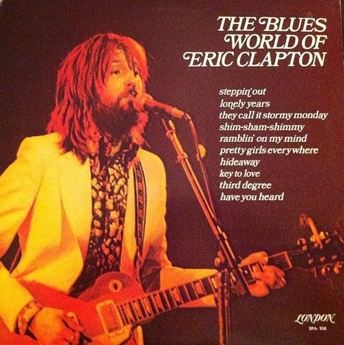 Various - The Blues World Of Eric Clapton ( Sealed Original Copy)