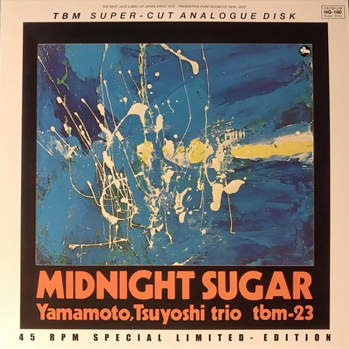 Tsuyoshi Yamamoto Trio - Midnight Sugar - Impex