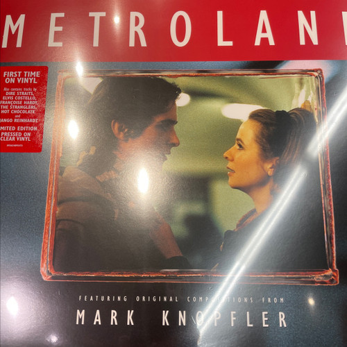 Mark Knopfler - Music And Songs From The Film Metroland (Clear Vinyl)