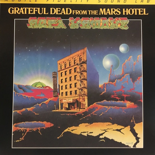 The Grateful Dead - From The Mars Hotel (out of print MoFi)