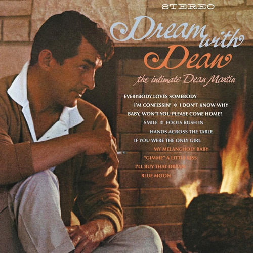 Dean Martin - Dream With Dean - The Intimate Dean Martin (Analogue Productions)