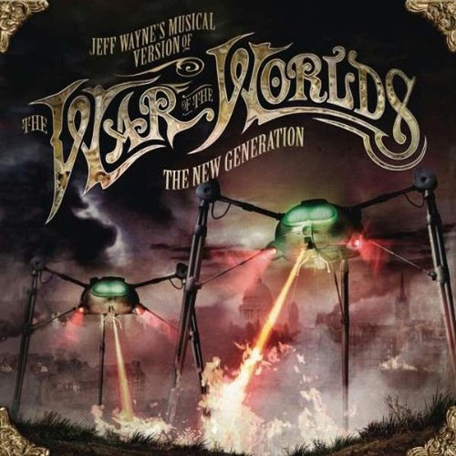 Jeff Wayne - Jeff Wayne's Musical Version Of The War Of The Worlds The New Generation