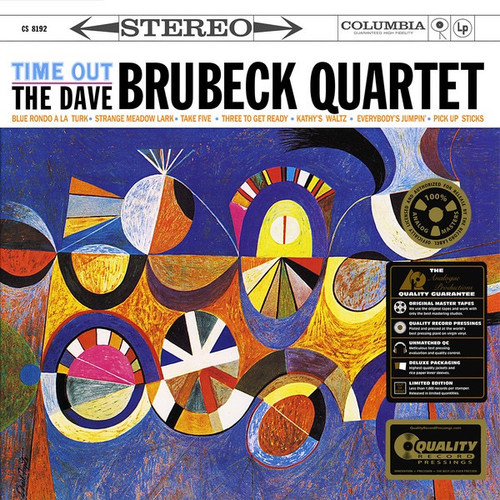 The Dave Brubeck Quartet - Time Out -Used NM