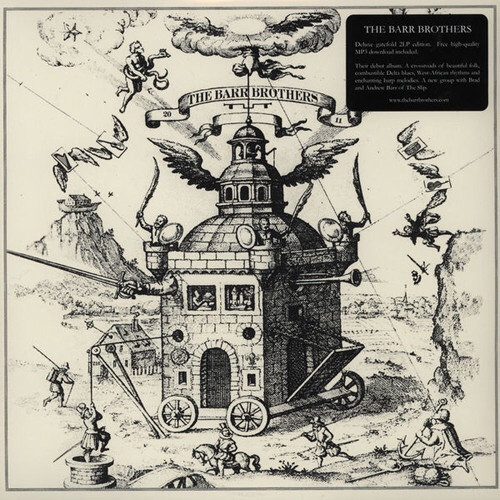 The Barr Brothers - S/T (SEALED 2011 2LP Deluxe Gatefold)
