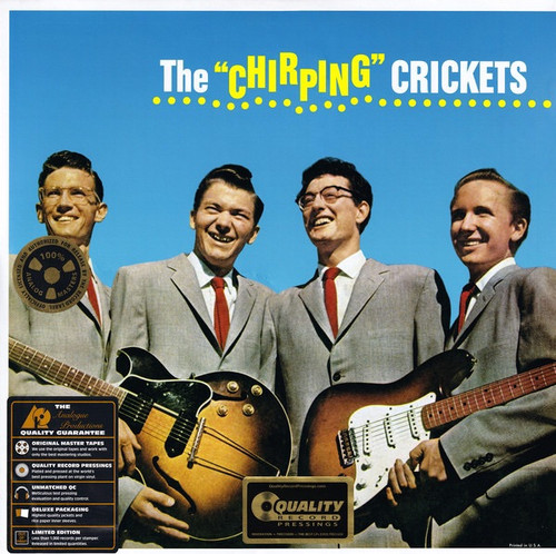 "The Crickets - The ""Chirping"" Crickets (Analogue Productions)"