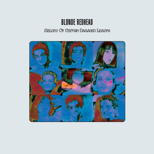 Blonde Redhead - Melody of Certain Damaged Lemons (20th Anniversary Edition on Pink Vinyl)