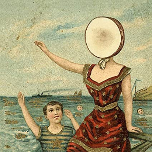 Neutral Milk Hotel - In The Aeroplane Over the Sea (180g Reissue)