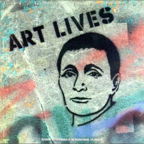 Art Pepper - Art Lives