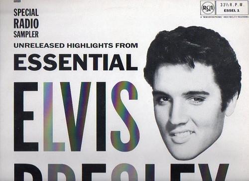 Elvis Presley - Unreleased Highlights From Essential Elvis (Promotional Sampler)