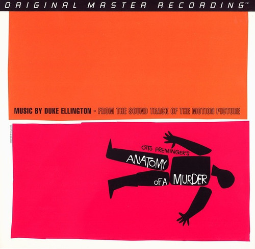 Duke Ellington And His Orchestra - Anatomy Of A Murder (Soundtrack) NM/NM