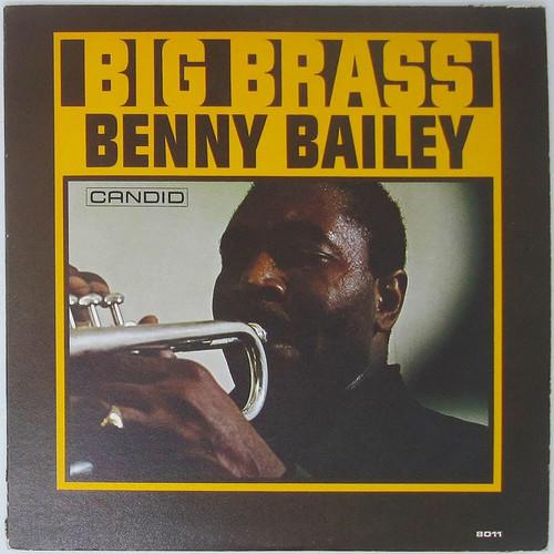 Benny Bailey - Big Brass (Mono)