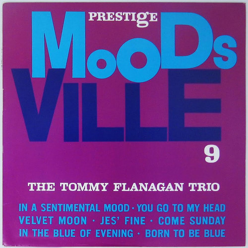 The Tommy Flanagan Trio - Moodsville (Reissue)