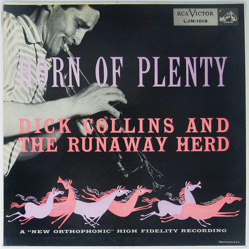 Dick Collins and the Runaway Herd - Horn of Plenty