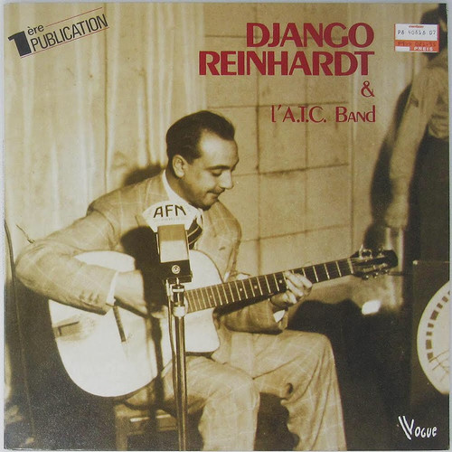 Django Reinhardt & L'A.T.C. Band - 1ère Publication