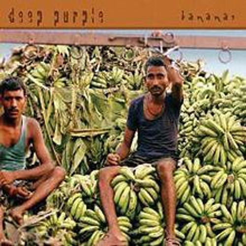Deep Purple - Bananas ( 2003 Import Original)