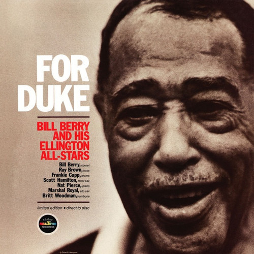 Bill Berry And His Ellington Allstars - For Duke