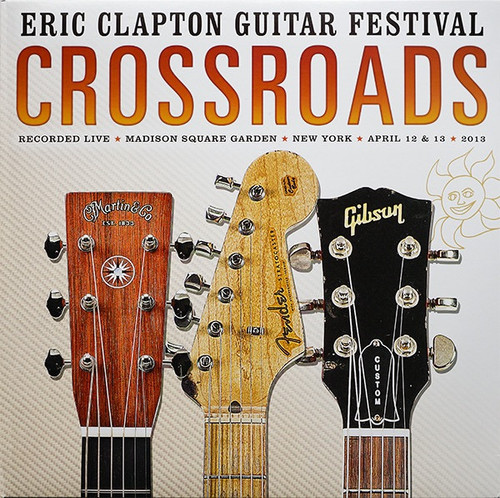 Eric Clapton - Crossroads Guitar Festival 2013 (Sealed 2014 4-LP Set)