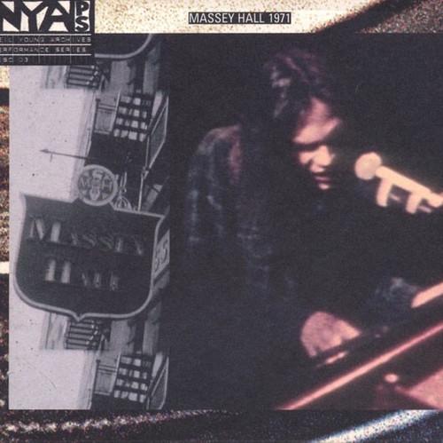 Neil Young - Masey Hall 1971