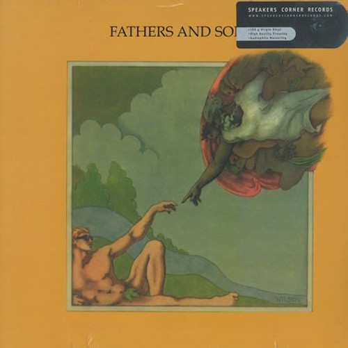 Muddy Waters-  Fathers and Sons ( Audiophile  Pressing - Speakers Corner)