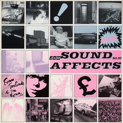 The Jam - Sound Affects (1980 1st UK)