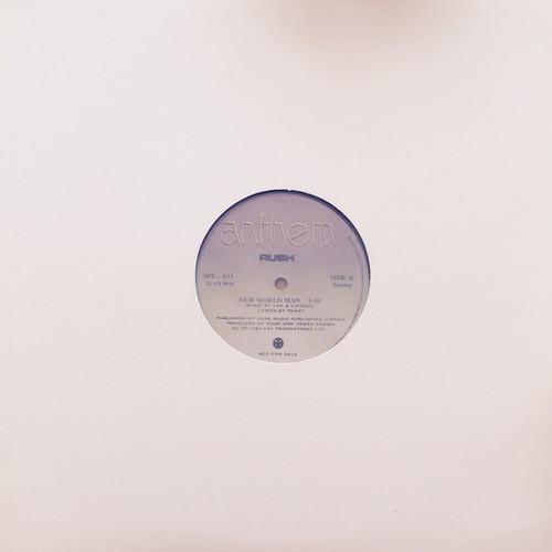 Rush - New World Man (promo)