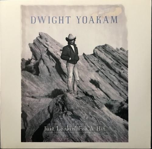 Dwight Yoakam - Just Lookin' For A Hit (1989 in shrink wrap)