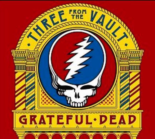 The Grateful Dead - Three From The Vault (2015 - 4 LP set NM)