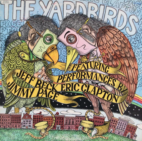 The Yardbirds - Featuring Performances By: Jeff Beck Eric Clapton Jimmy Page