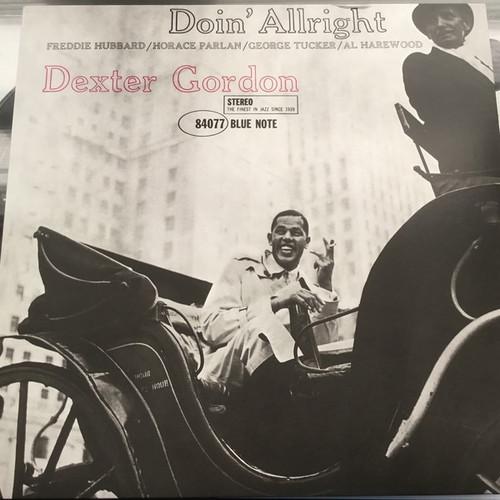Dexter Gordon - Doin' Allright (2019 Blue Note Reissue)