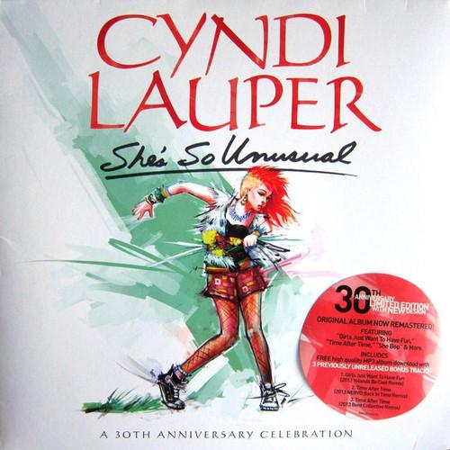 Cyndi Lauper - She's So Unusual (A 30th Anniversary Celebration)