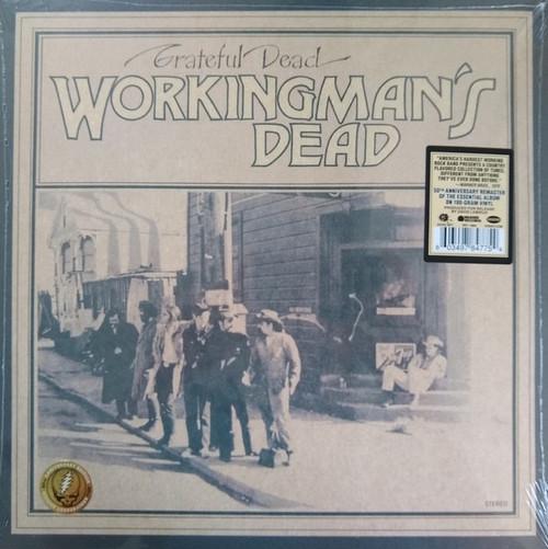 The Grateful Dead - Workingman's Dead (50th Anniversary)