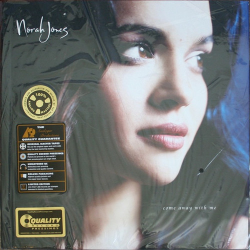 Norah Jones - Come Away With Me (200g Analogue Productions)