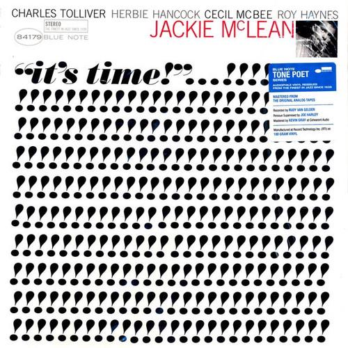 Jackie McLean - It's Time  (Tone Poet)