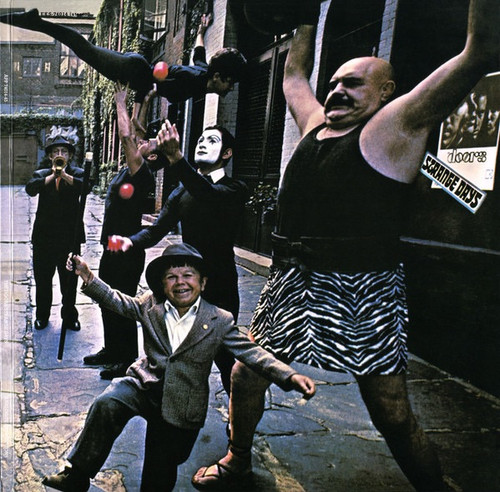The Doors - Strange Days ( 200g Analogue Productions)
