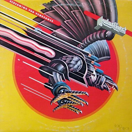 Judas Priest - Screaming For Vengeance (VG/VG)