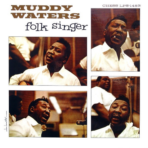 Muddy Waters - Folk Singer (Analogue Productions 200g 45RPM)