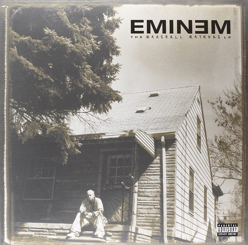Eminem - The Marshall Mathers LP (2 LP)