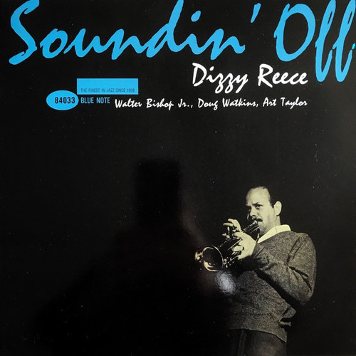 Dizzy Reece - Soundin' Off ( Analogue Productions 180g 45RPM)