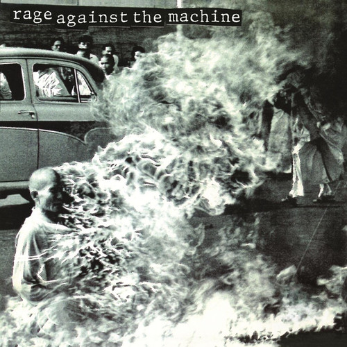 Rage Against The Machine - S/T (180g)