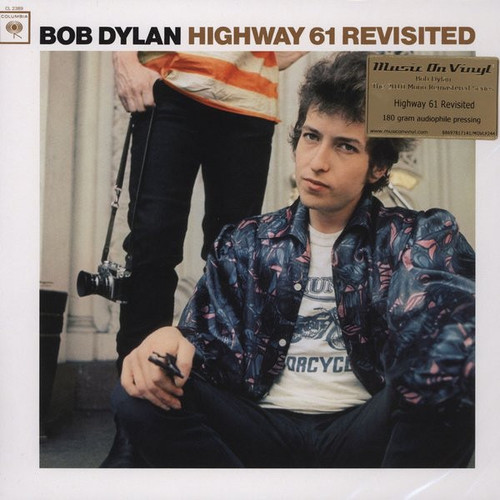 Bob Dylan - Highway 61 Revisited (Mono Music on Vinyl)