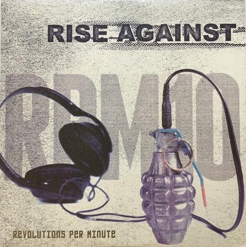 Rise Against - RPM10 (Revolutions Per Minute) White vinyl